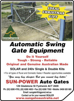 Automatic Swing Gate Equipment