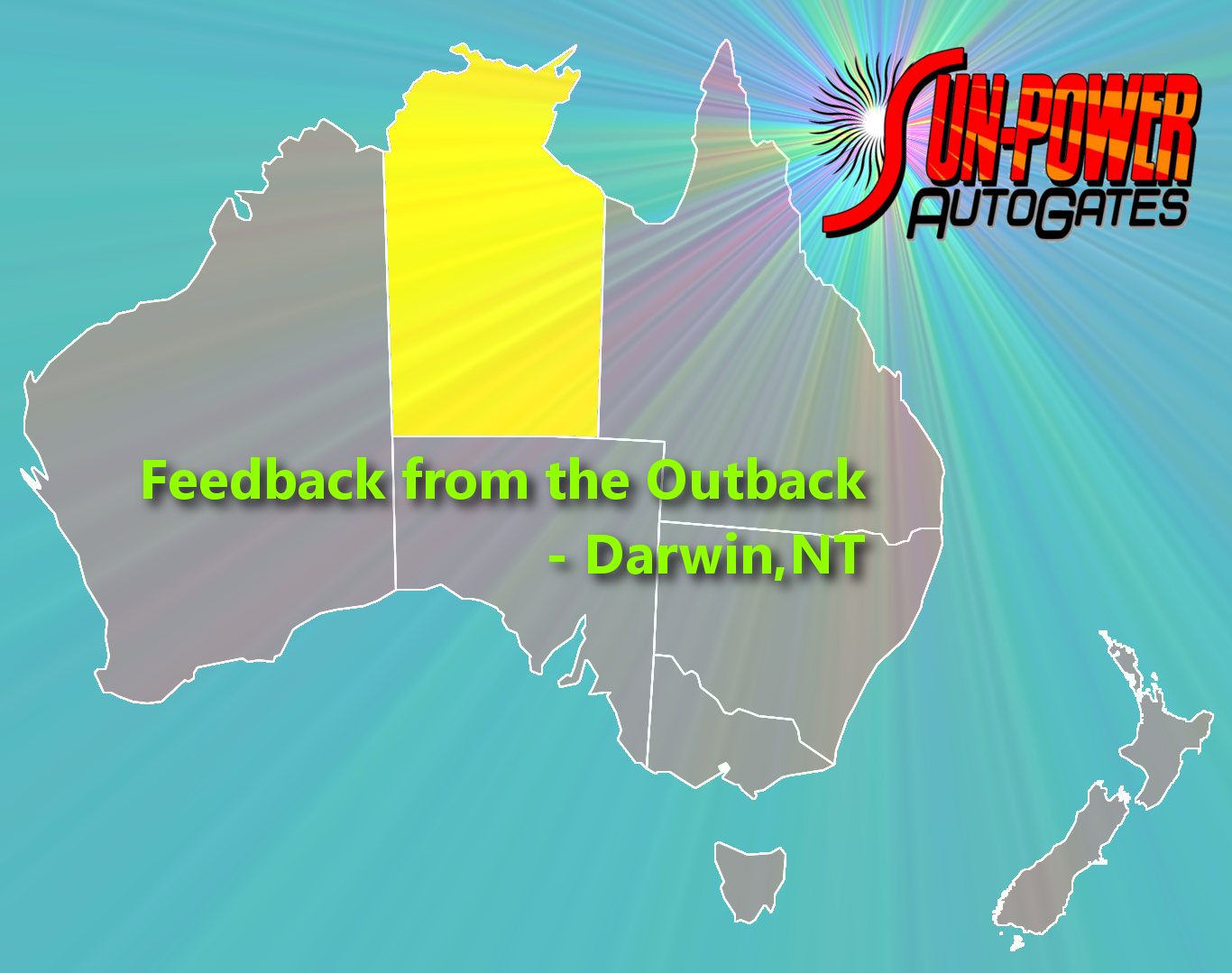 feedback from the NT