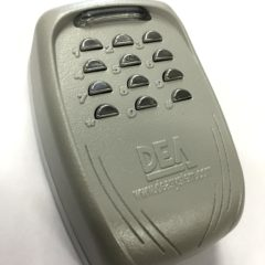 DEA DigiRAD Wireless Digital Keypad Vandal Resistant Weather Resistant