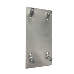 XP Swing Gate Operator Series Mounting Plate