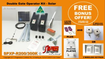 SUN-POWER_Auto_Gates__SPXP-R200-300sK__04_2017__kit-and-BONUS-OFFER-Australian-Made