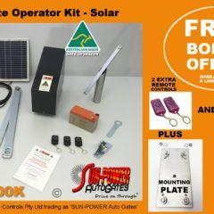 SUN-POWER_Auto_Gates__SPXP-R200K__04_2017__kit-and-BONUS-OFFER-Australian-Made