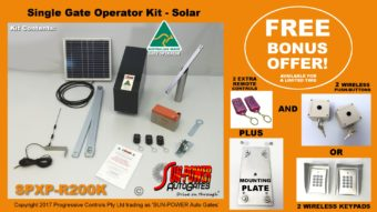 SUN-POWER_Auto_Gates__SPXP-R200K__04_2017__kit-and-BONUS-OFFER-Australian-Made
