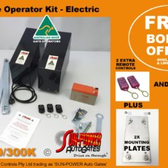 SUN-POWER_Auto_Gates__SPXP100-300K_04_2917__the-kit-AND-BONUS-OFFER_Australian-Made