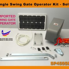 AUTOMAXX 450 Automatic Solar Single Swing Gate Operator Kit_v4