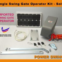 POWER Swing Gate Operator Kit__sun-power-auto-gates