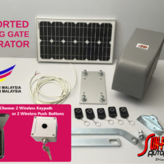 'POWER' SWING GATE KITS