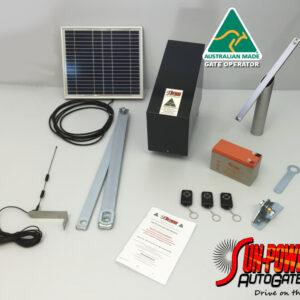 XP Series Swing Gate Kits with Australian Made Operator