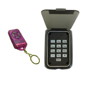 Remotes, Keypads, Locks, Solar Panels etc